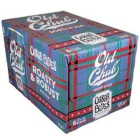 Oskar Blues Old Chub  6 Pack 12 oz Cans