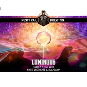 Rusty Rail Luminous 4 Pack 16 oz Cans