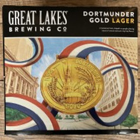 Great Lakes Dortmunder Gold 12 Pack 12 oz Bottles