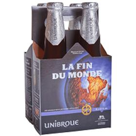 La Fin Du Monde  24 Pack 12 oz Bottles