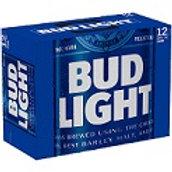 Bud Light  12 Pack 12 oz Cans