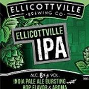 Ellicottville IPA  24 Pack 12 oz Bottles