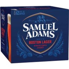 Sam Adams Boston Lager 12 Pack 12 oz Bottles