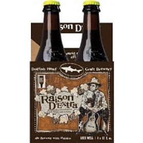 Dogfish Raison DExtra 4 Pack 12 oz bottles