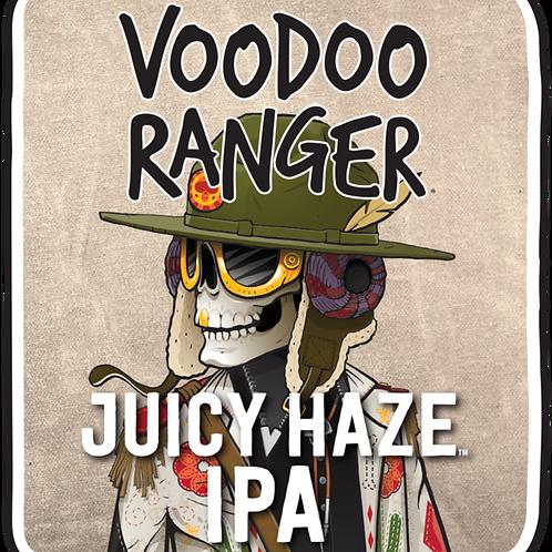 New Belgium Voodoo Ranger Juicy Haze 6 Pack 12 oz Cans