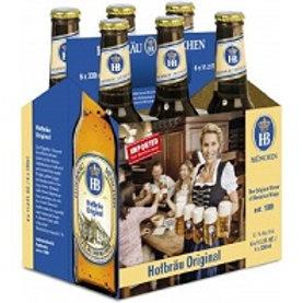 Hofbrau Original 6 Pack 11.2 oz Bottles