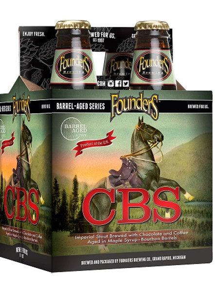 Founders CBS  4 Pack 12 oz Bottles
