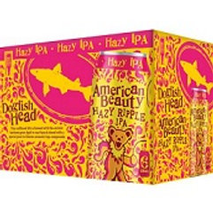 Dogfish Head American Beauty 6 Pack 12 oz Cans