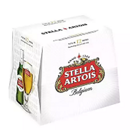 Stella Artois 12 Pack 11.2 oz Bottles