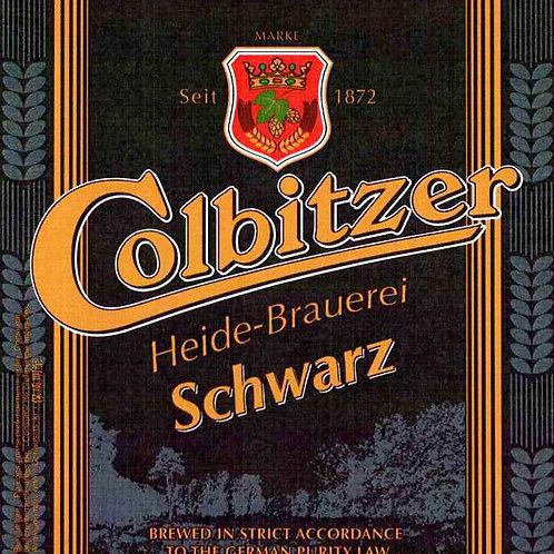 Colbitzer Schwarz  4 Pack 16.9 oz Cans