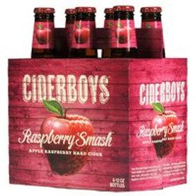 Cider Boys Raspberry Smash 24 Pack 12 oz Bottles