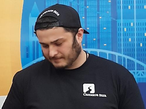 Creekside T-Shirt - Black