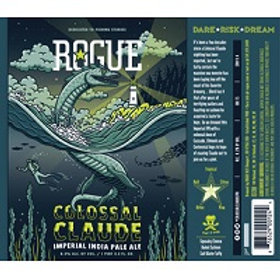 Rogue Colossal Claude 6 Pack 12 oz Cans