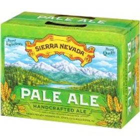 Sierra Nevada Pale Ale 12 Pack 12 oz Cans