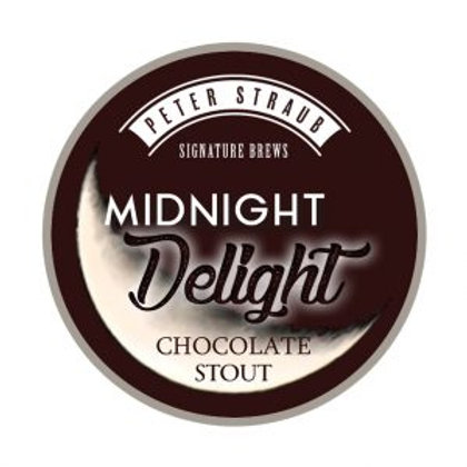 Straub Midnight Delight 6 Pack 12 oz Cans