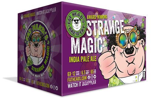 Fat Heads Strange Magic 6 Pack 12 oz Cans