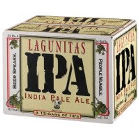 Lagunitas IPA  12 Pack 12 oz Bottles