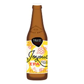 Troeg Joyous IPA 12 Pack 12 oz Bottles
