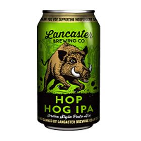 Lancaster Hop Hog IPA 6 Pack 12 oz Cans