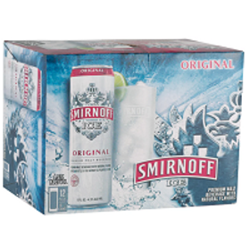 Smirnoff Ice  24 Pack 12 oz Cans