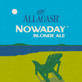 Allagash Nowaday Blonde Ale 12 Pack 12 oz Cans