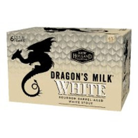 New Holland Dragons Milk White Stout 6 Pack 12 oz Cans