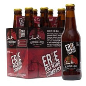Erie Cease and Desist  6 Pack 12 oz Bottles