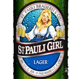 St. Pauli Girl  24 Pack 12 oz Bottles