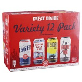 Great Divide Candemonium Variety 12 Pack 12 oz Cans