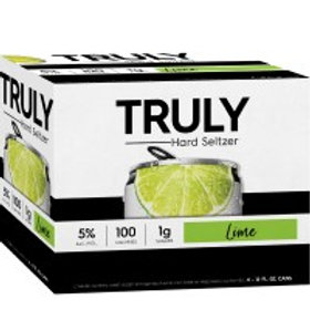 Truly Colima Lime  6 Pack 12 oz Cans