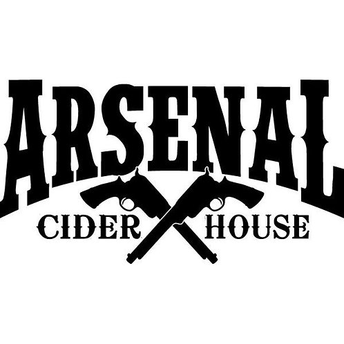 Arsenal Fighting Elleck Hard Apple Cider 1 Bottle 750 ML
