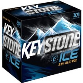 Keystone Ice 30 Pack 12 oz Cans