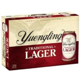 Yuengling Traditional Lager 24 Pack 12 oz Cans