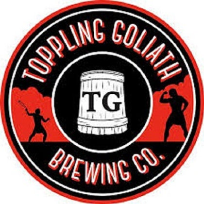 Toppling Goliath Golden Nugget 4 Pack 16 oz Cans