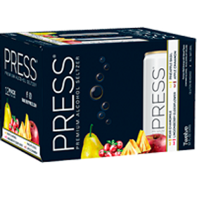 Press Variety Pack #2 12 Pack 12 oz Cans