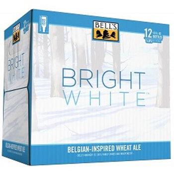 Bells Bright White 12 Pack 12 oz Bottles