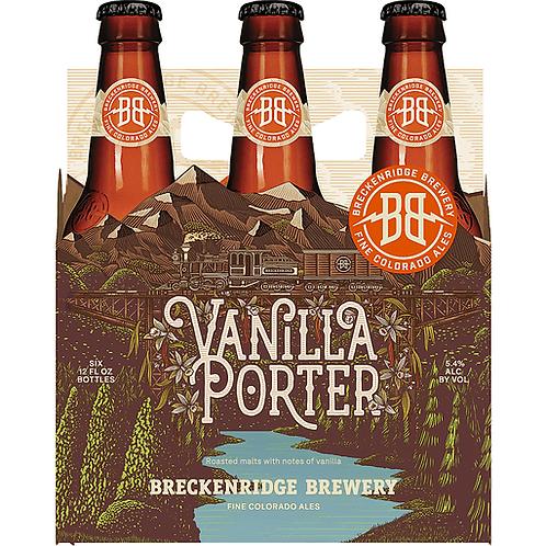 Breckenridge Vanilla Porter 24 Pack 12 oz Bottles