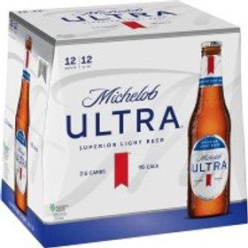 Michelob Ultra 12 Pack 12 oz Bottles