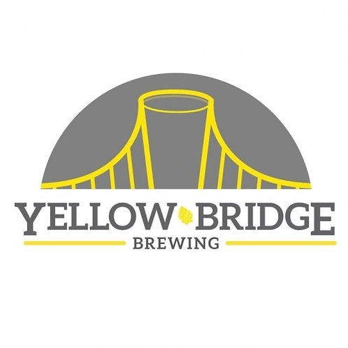 Yellow Bridge Midnight Linzer Tart Imperial Stout 4 pack 16 oz CAns