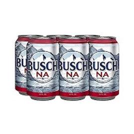 Busch NA 6 Pack 12 oz Cans