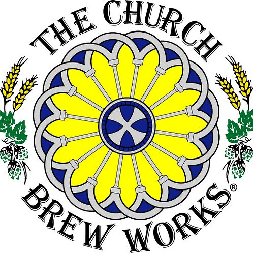 Church Brew Celestial Gold 6 Pack 12 oz Cans