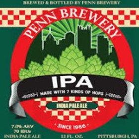 Penn IPA  12 Pack 12 oz Bottles
