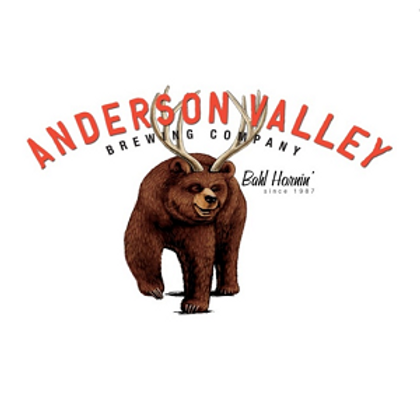 Anderson Valley Salted Caramel Porter 6 Pack 12 oz Cans