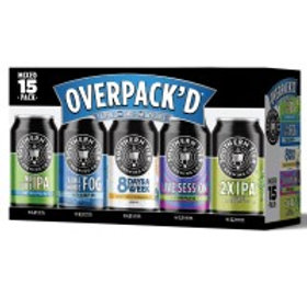 Southern Tier Overpacked 15 Pack 12 oz Cans