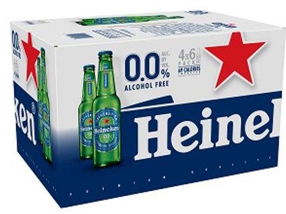 Heineken 0.0  24 Pack 12 oz Bottles