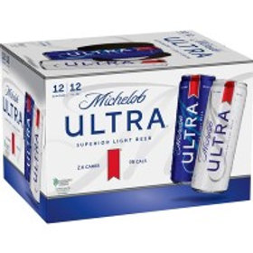 Michelob Ultra 12 Pack 12 oz Cans