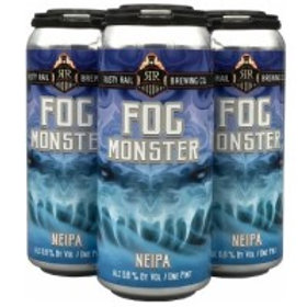 Rusty Rail Fog Monster  4 Pack 16 oz Cans