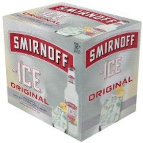 Smirnoff Ice  12 Pack 12 oz Bottles