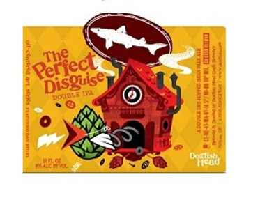 Dogfish Head Perfect Disguise  24 Pack 12 oz Bottles