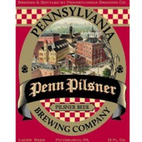 Penn Pilsner 12 Pack 12 oz Bottles